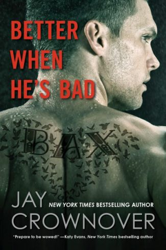Cover Reveal: Better When He's Bad (Welcome to the Point #1) by Jay Crownover