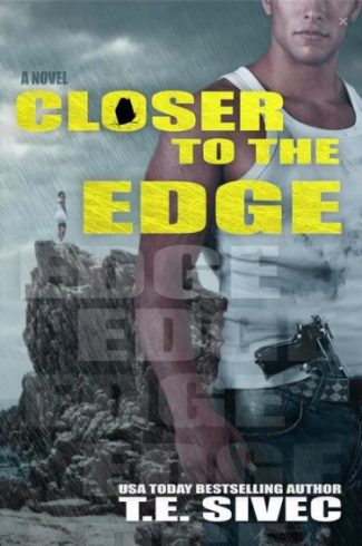Cover Reveal: Closer to the Edge (Playing with Fire #4) by Tara Sivec