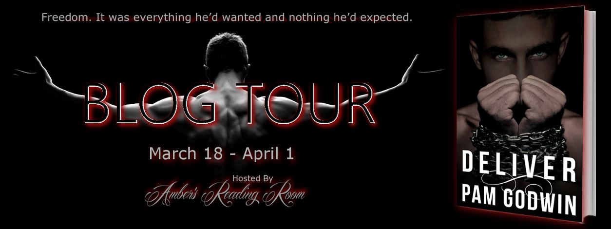 Deliver Blog Tour Banner