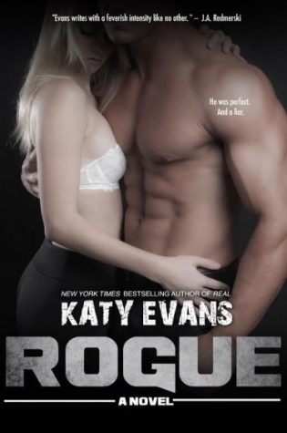 Cover Reveal: Rogue (Real #4) by Katy Evans