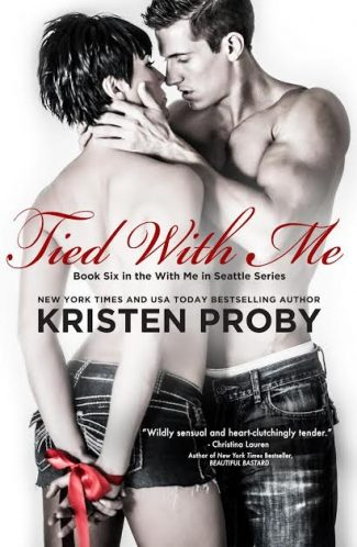 Release Day Blitz & Giveaway: Tied with Me (With Me in Seattle #6) by Kristen Proby