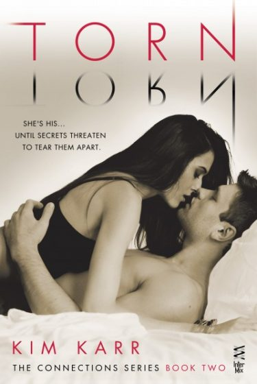 Book Promo & Giveaway: Torn (Connections #2) by Kim Karr