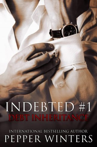 Cover Reveal: Debt Inheritance (Indebted #1) by Pepper Winters