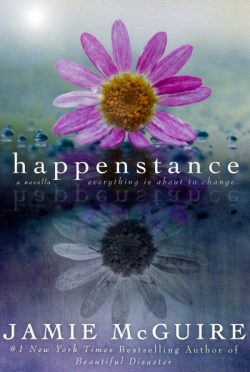Cover Reveal & Giveaway: Happenstance by Jamie McGuire