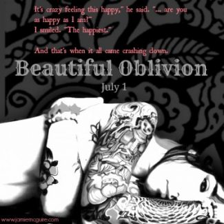 Teaser Tuesday: Beautiful Oblivion (Maddox Brothers #1) by Jamie McGuire