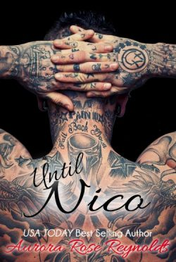 Cover Reveal: Until Nico (Until #4) by Aurora Rose Reynolds