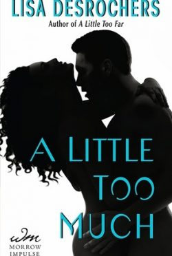 Character Blitz: A Little Too Much (A Little Too Far #2) by Lisa Desrochers