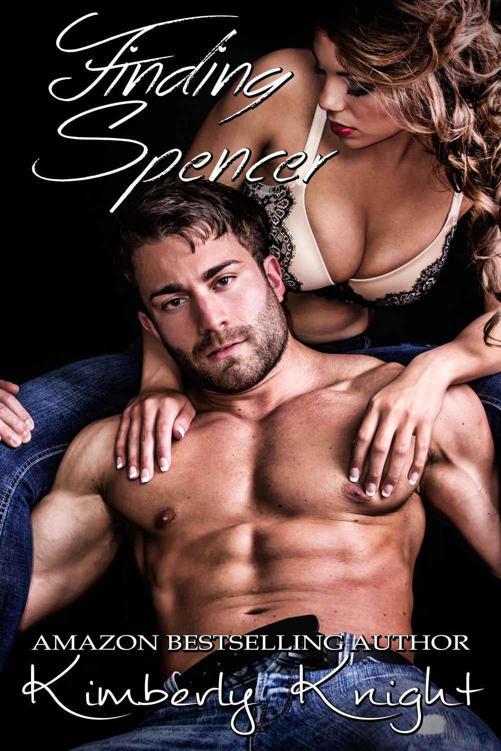 Finding Spencer Cover - Front