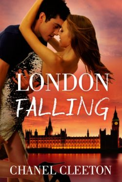 Cover Reveal: London Falling (I See London #2) by Chanel Cleeton