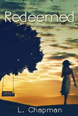 Cover Reveal: Redeemed (Believe #3)  by L. Chapman