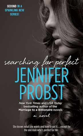 Release Day Blitz: Searching for Perfect (Searching For #2) by Jennifer Probst