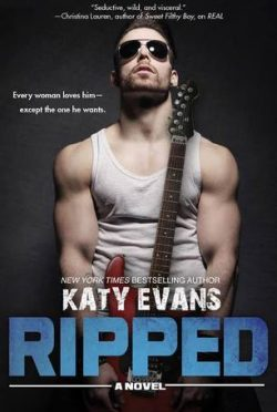 Cover Reveal: Ripped (Real #5) by Katy Evans