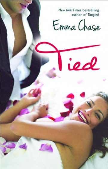 Cover Reveal: Tied (Tangled #4) by Emma Chase