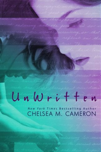 Cover Reveal: UnWritten by Chelsea M. Cameron