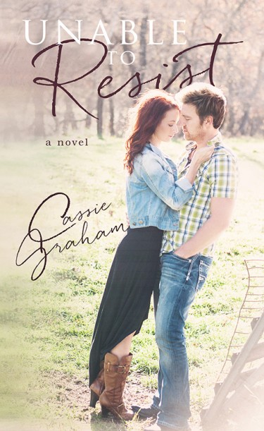 Cover Reveal: Unable to Resist by Cassie Graham