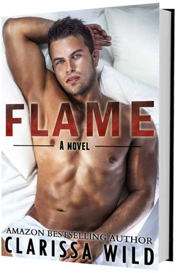 Release Day Blitz & Giveaway: Flame (Fierce #2) by Clarissa Wild
