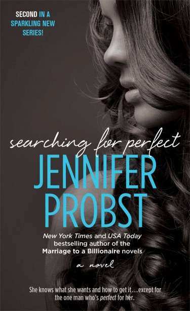 Promo & Giveaway: Searching for Perfect (Searching For #2) by Jennifer Probst