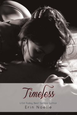 Cover Reveal: Timeless (Book Boyfriend #3.5) by Erin Noelle