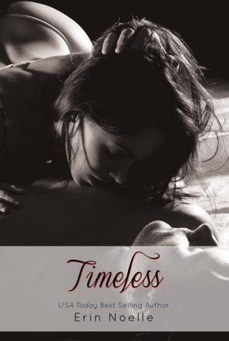 Cover Reveal: Timeless (Book Boyfriend #3.5) by Erin Noelle