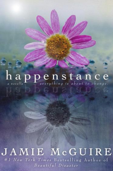 Release Day Blast & Giveaway: Happenstance by Jamie McGuire