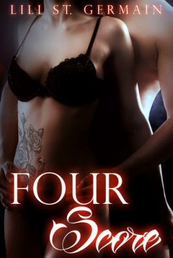 Review & Giveaway: Four Score (Gypsy Brothers #4) by Lili St. Germain