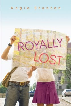 Promo & Giveaway: Royally Lost by Angie Stanton