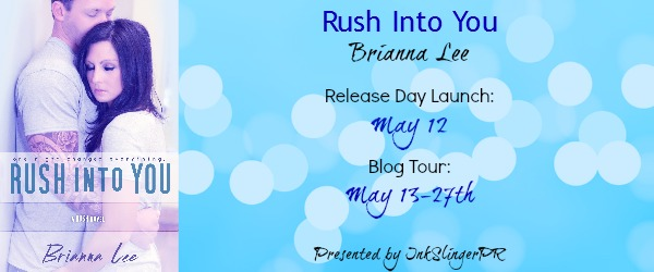 Rush Into You Banner