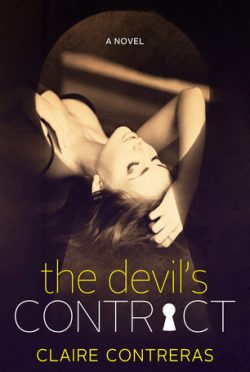 Release Day Launch & Giveaway: The Devil's Contract by Claire Contreras