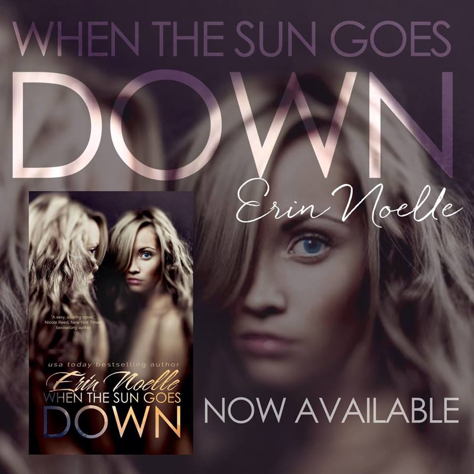 Cover Re-reveal: When the Sun Goes Down (Dusk Til Dawn #1 ...