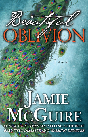 Review & Giveaway: Beautiful Oblivion (Maddox Brothers #1) by Jamie McGuire