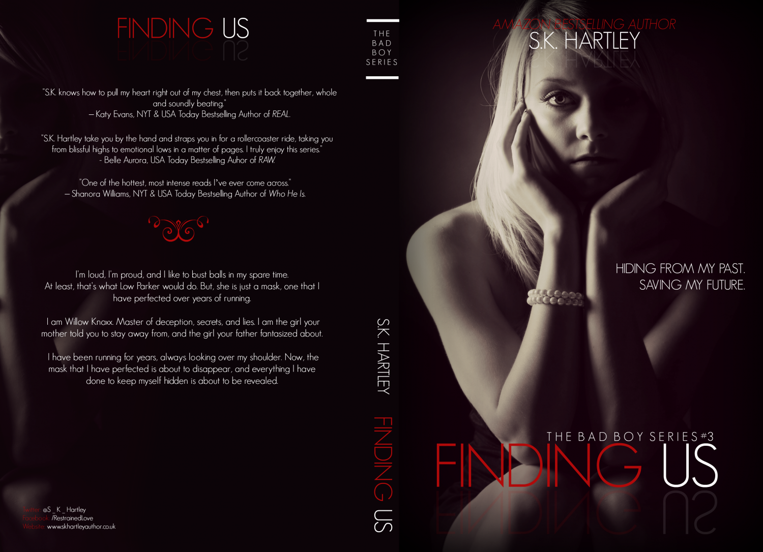 FINDING US PAPERBACK #1