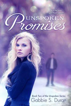 Promo & Giveaway: Unspoken Promises (Unspoken #2)