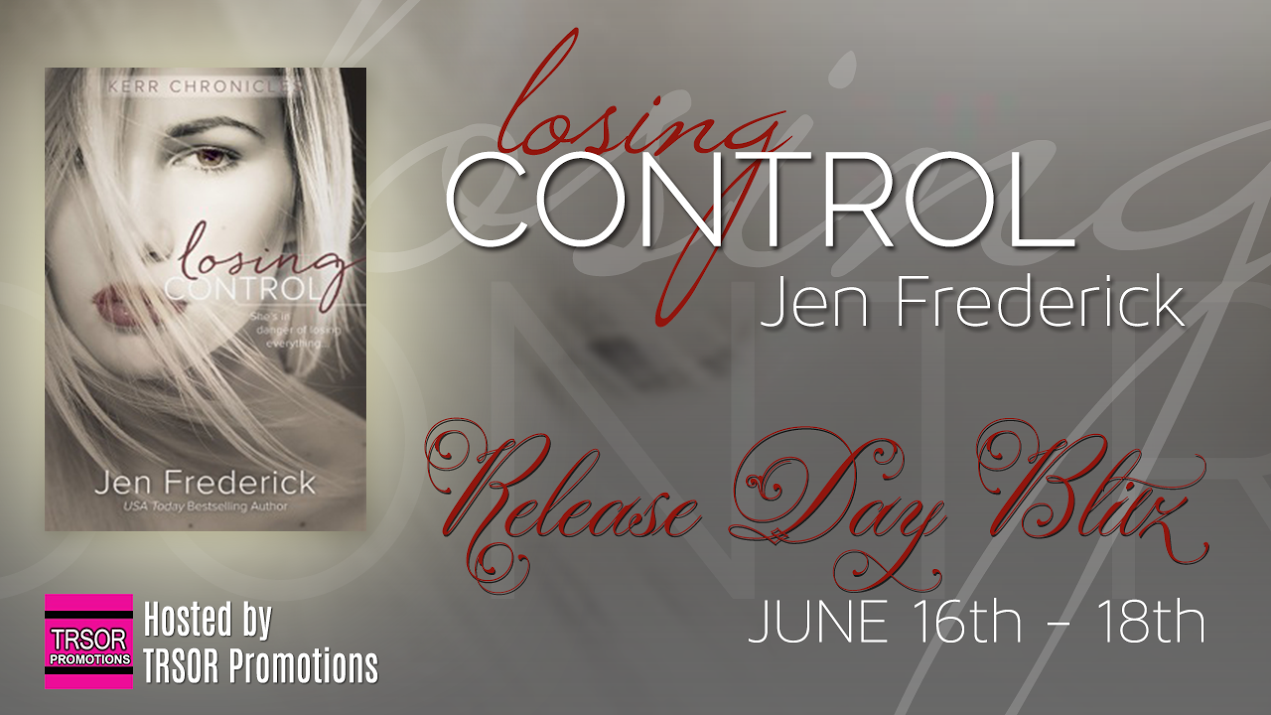 losing control release day banner