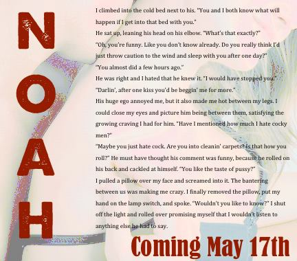 Review Giveaway Noah Mitchell The Mitchellhealy Series 1 By