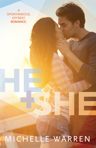 Release Day Blitz & Giveaway: He + She by Michelle Warren