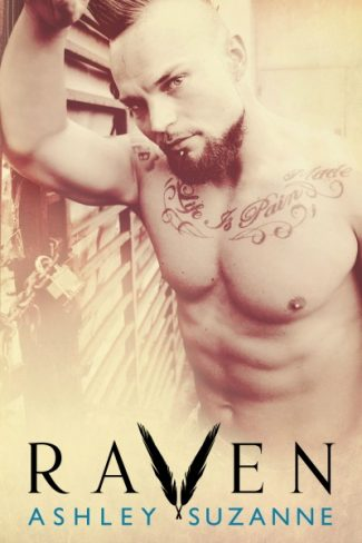 Cover Reveal: Raven by Ashley Suzanne