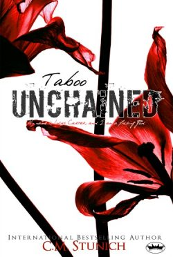 Cover Reveal: Taboo Unchained by C.M. Stunich