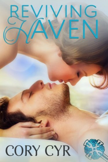 Cover Reveal: Reviving Haven by Cory Cyr