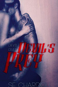 Cover Reveal: Devil's Prey (Dance With The Devil #1) by Selene Chardou
