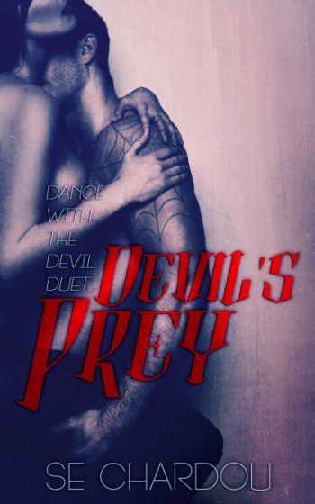 Cover Reveal: Devil's Prey (Dance With The Devil #1) by Selene Chardou
