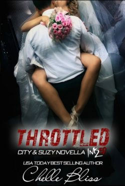 Cover Reveal: Throttled (Men of Inked #2.5) by Chelle Bliss