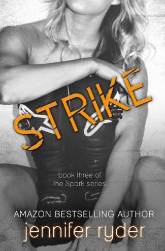 Cover Reveal & Giveaway: Strike (Spark #3) by Jennifer Ryder