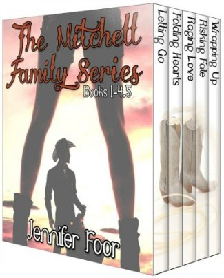 Release Day Blitz: The Mitchell Family Series Box Set (Mitchell Family #1 – #4.5) by Jennifer Foor
