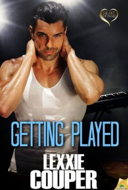 Release Day Blitz: Getting Played (Heart of Fame #7) by Lexxie Couper