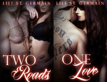 Cover Reveals: Two Roads & One Love (Gypsy Brothers #6 & #7) by Lili St. Germain