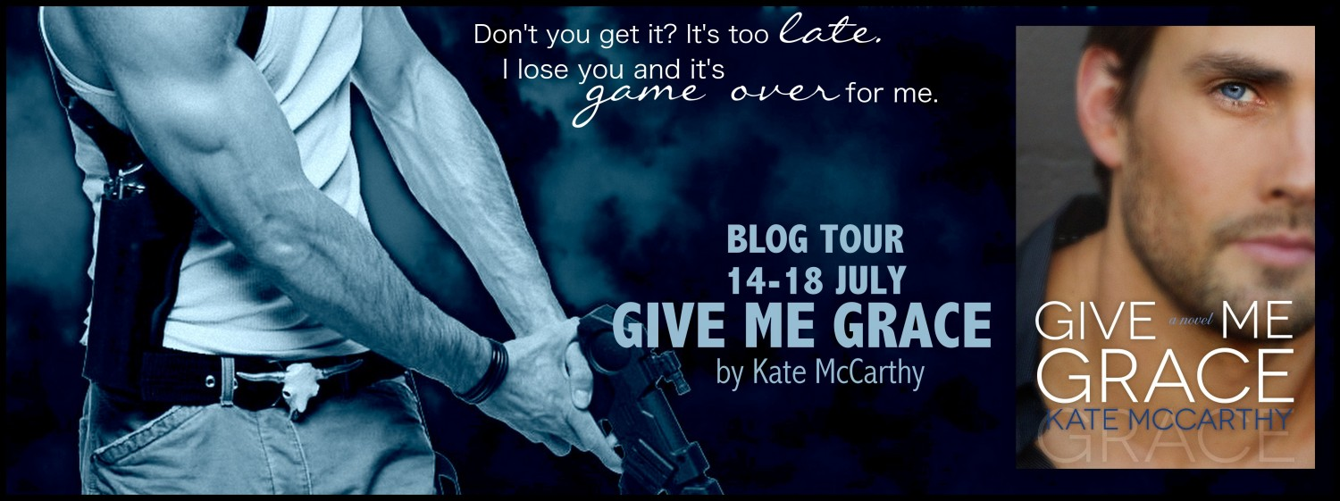 Give Me Grace Blog Tour Banner