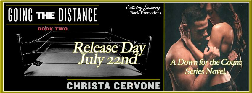 Going the Distance Release Banner