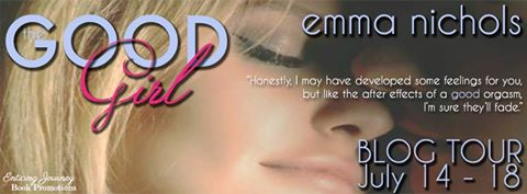 Good Girl Blog Tour Banner