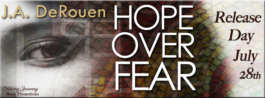 Hope Over Fear Release Banner