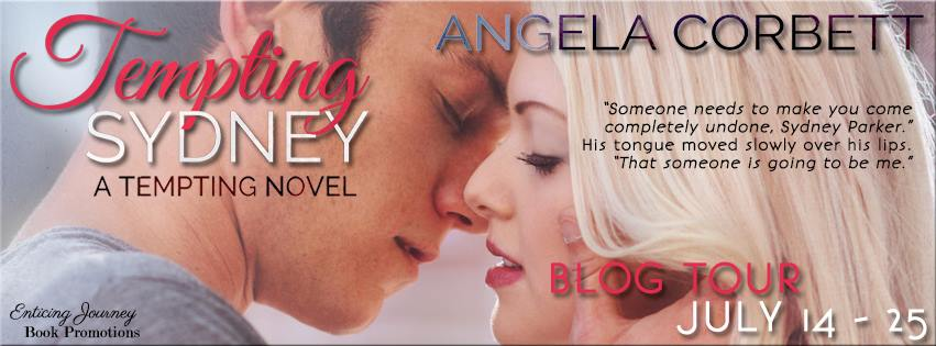 Tempting Sydney Blog Tour Banner